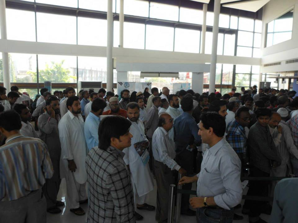 Bahria Town Karach Projects Received Overwhelming Response (11)
