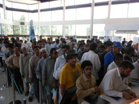 Bahria Town Karach Projects Received Overwhelming Response (13)