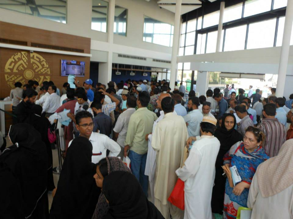 Bahria Town Karach Projects Received Overwhelming Response (14)