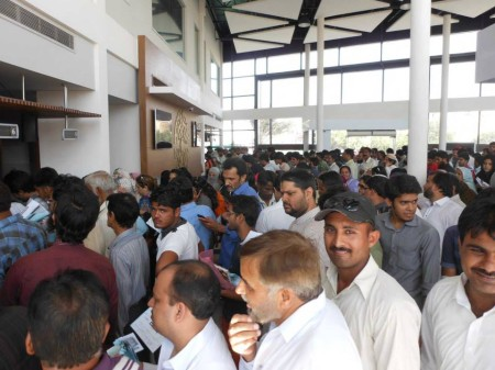 Bahria Town Karach Projects Received Overwhelming Response (2)
