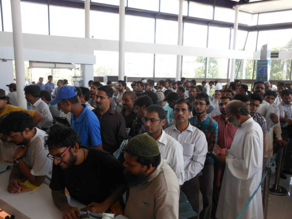 Bahria Town Karach Projects Received Overwhelming Response (21)