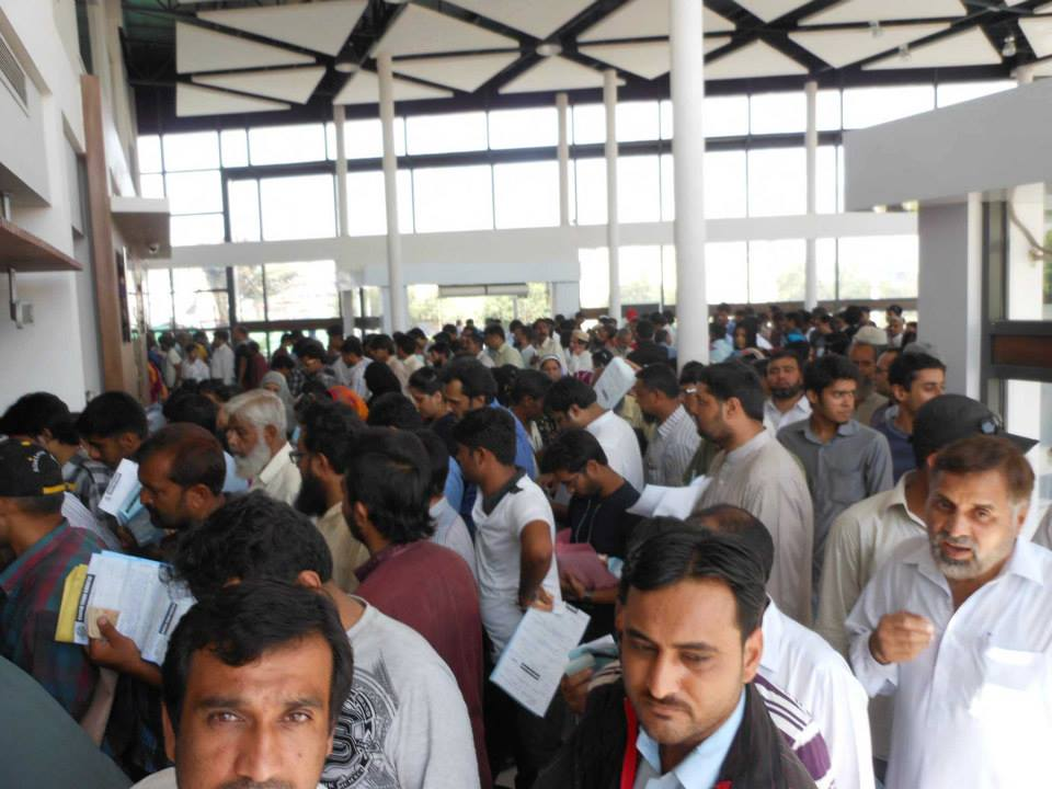 Bahria Town Karach Projects Received Overwhelming Response (28)