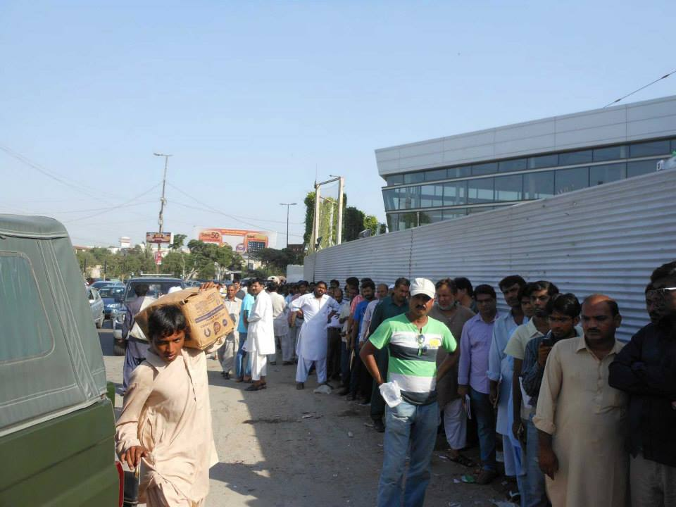 Bahria Town Karach Projects Received Overwhelming Response (37)