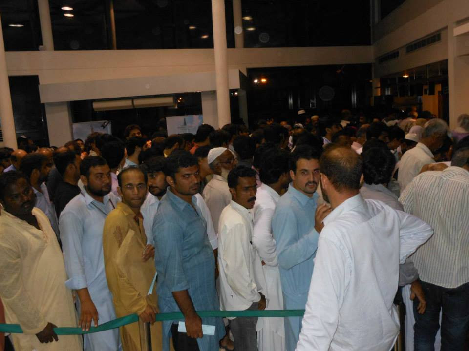Bahria Town Karach Projects Received Overwhelming Response (9)