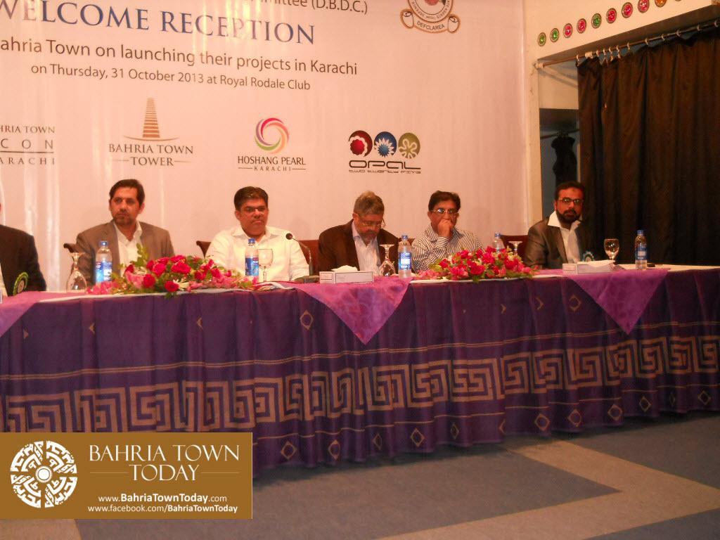 Bahria Town Karachi Reception By DEFCLAREA Business Development Committee (D.B.D.C.) (14)