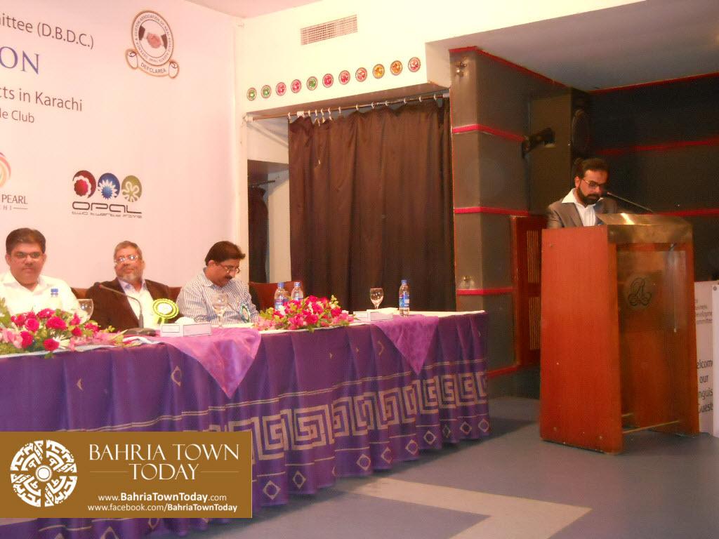 Bahria Town Karachi Reception By DEFCLAREA Business Development Committee (D.B.D.C.) (24)