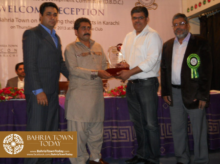 Bahria Town Karachi Reception By DEFCLAREA Business Development Committee (D.B.D.C.) (28)