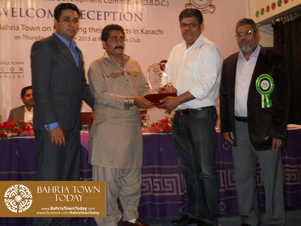 Bahria Town Karachi Reception By DEFCLAREA Business Development Committee (D.B.D.C.) (28)