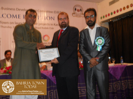 Bahria Town Karachi Reception By DEFCLAREA Business Development Committee (D.B.D.C.) (29)