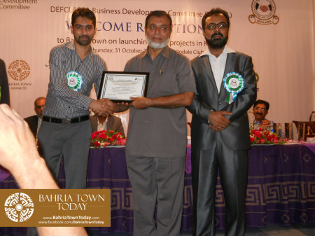 Bahria Town Karachi Reception By DEFCLAREA Business Development Committee (D.B.D.C.) (30)