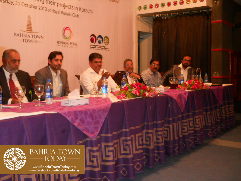Bahria Town Karachi Reception By DEFCLAREA Business Development Committee (D.B.D.C.) (32)