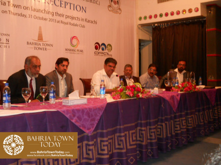 Bahria Town Karachi Reception By DEFCLAREA Business Development Committee (D.B.D.C.) (34)