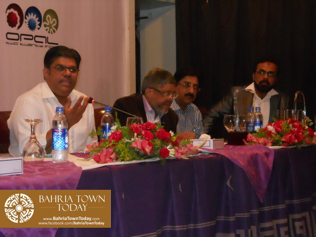 Bahria Town Karachi Reception By DEFCLAREA Business Development Committee (D.B.D.C.) (35)