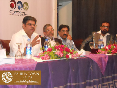 Bahria Town Karachi Reception By DEFCLAREA Business Development Committee (D.B.D.C.) (36)