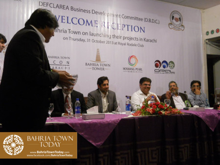 Bahria Town Karachi Reception By DEFCLAREA Business Development Committee (D.B.D.C.) (38)