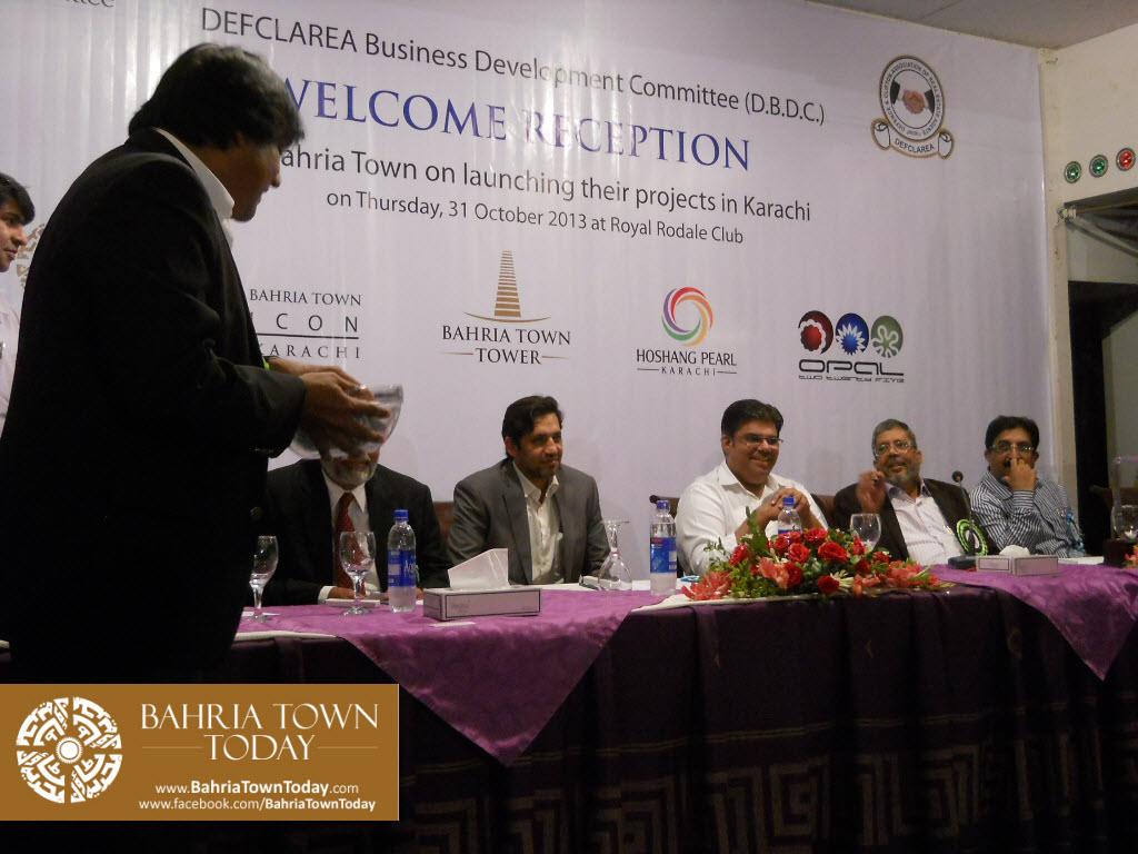 Bahria Town Karachi Reception By DEFCLAREA Business Development Committee (D.B.D.C.) (38)