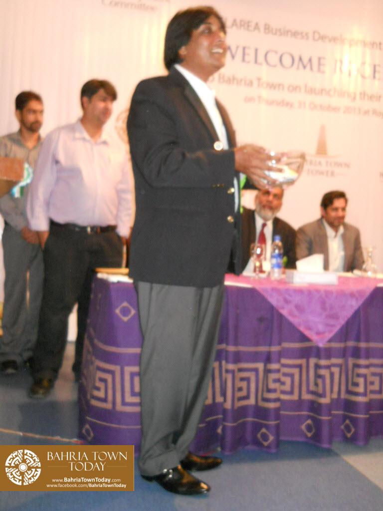 Bahria Town Karachi Reception By DEFCLAREA Business Development Committee (D.B.D.C.) (39)