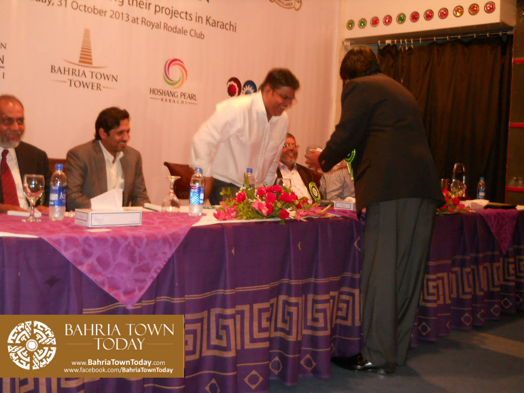 Bahria Town Karachi Reception By DEFCLAREA Business Development Committee (D.B.D.C.) (40)