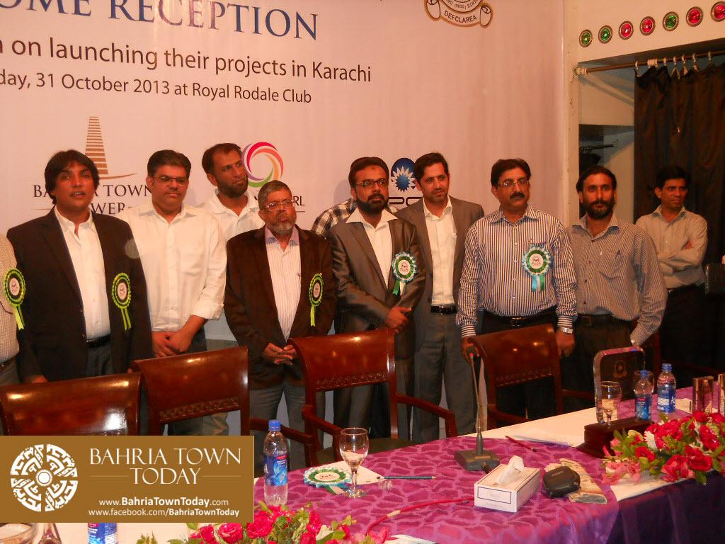 Bahria Town Karachi Reception By DEFCLAREA Business Development Committee (D.B.D.C.) (41)