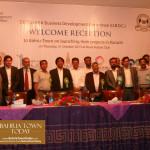 Bahria Town Karachi 'Welcome Reception' By DEFCLAREA Business Development Committee (D.B.D.C.)