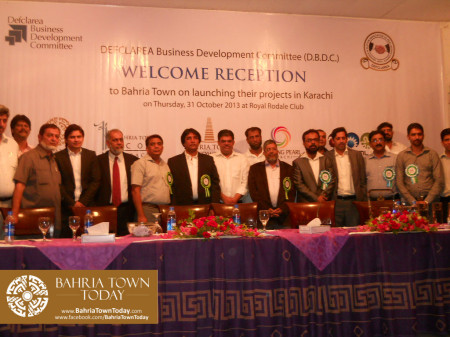 Bahria Town Karachi Reception By DEFCLAREA Business Development Committee (D.B.D.C.) (42)