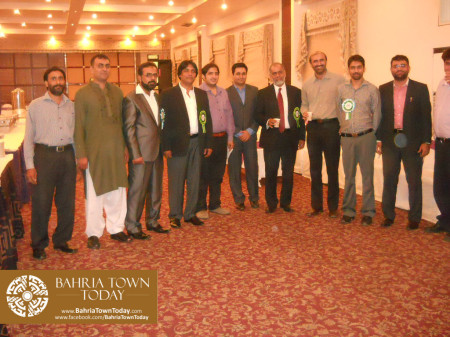 Bahria Town Karachi Reception By DEFCLAREA Business Development Committee (D.B.D.C.) (43)
