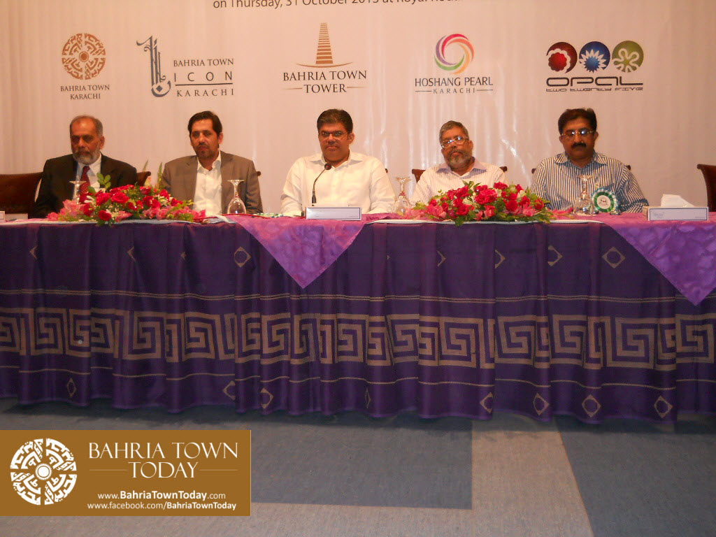 Bahria Town Karachi Reception By DEFCLAREA Business Development Committee (D.B.D.C.) (6)