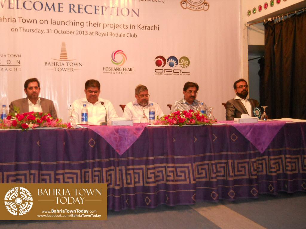 Bahria Town Karachi Reception By DEFCLAREA Business Development Committee (D.B.D.C.) (7)