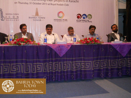 Bahria Town Karachi Reception By DEFCLAREA Business Development Committee (D.B.D.C.) (9)