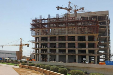 Bahria Town Icon Karachi Latest Progress Update - November 2013 (1)