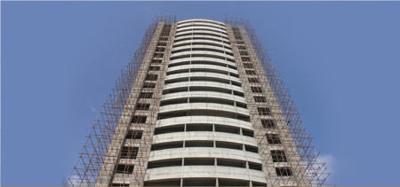 Bahria Town Tower Karachi Latest Progress Update - November 2013 (1)