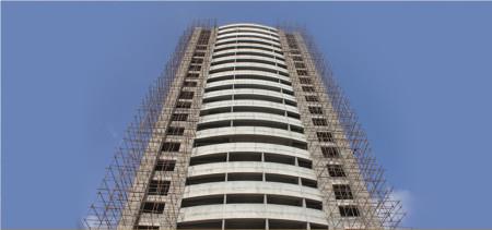 Bahria Town Tower Karachi Latest Progress Update - November 2013 (1)