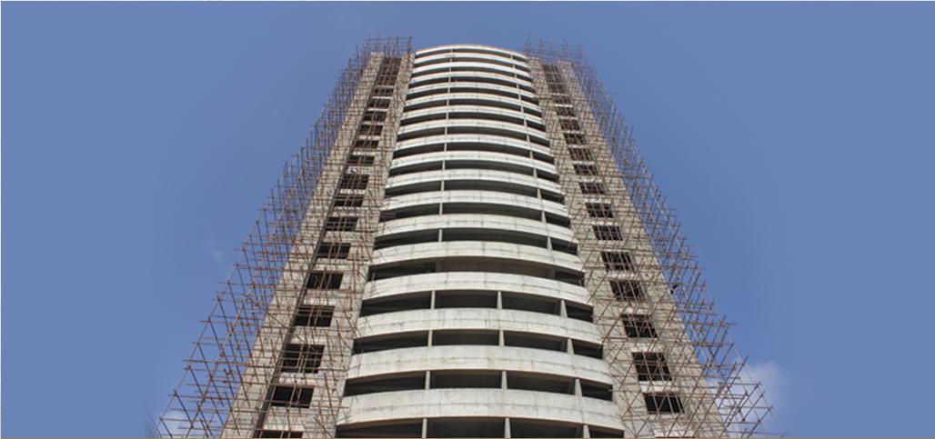 Bahria Town Tower Karachi Latest Progress Update – November 2013 (1)