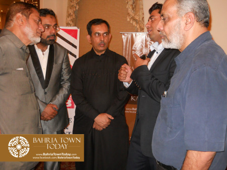 01 Real Estate Business & Investment Club (REBIC) Hosts Dinner for Lahore & Islamabad Estate Agents
