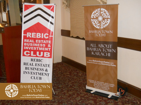 Real Estate Business & Investment Club (REBIC) Hosts Dinner for Lahore & Islamabad Estate Agents (1)