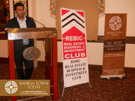 Real Estate Business & Investment Club (REBIC) Hosts Dinner for Lahore & Islamabad Estate Agents (16)