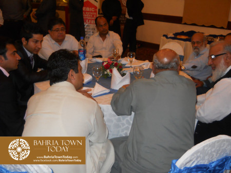 Real Estate Business & Investment Club (REBIC) Hosts Dinner for Lahore & Islamabad Estate Agents (7)