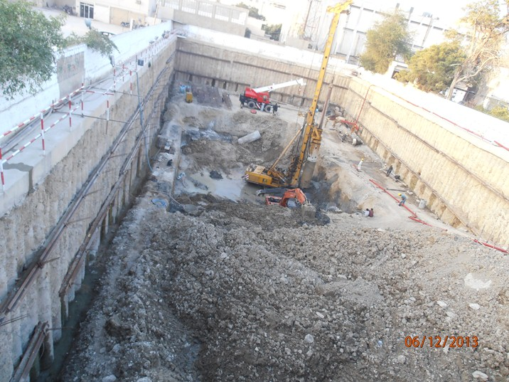 Hoshang Pearl Karachi Latest Progress Update – December 2013