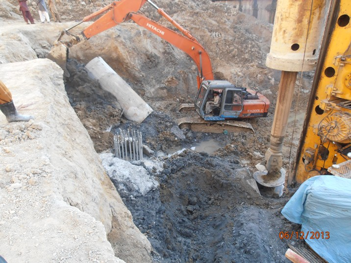 Hoshang Pearl Karachi Latest Progress Update – December 2013