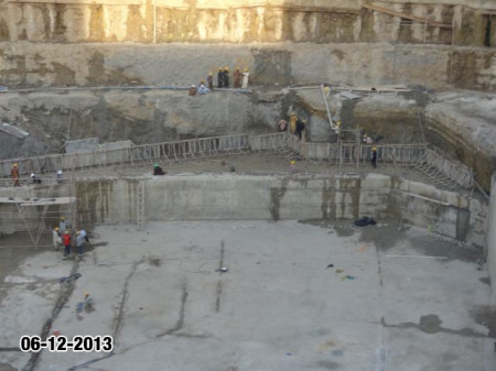 Opal 225 Karachi Latest Progress Update - December 2013 (2)