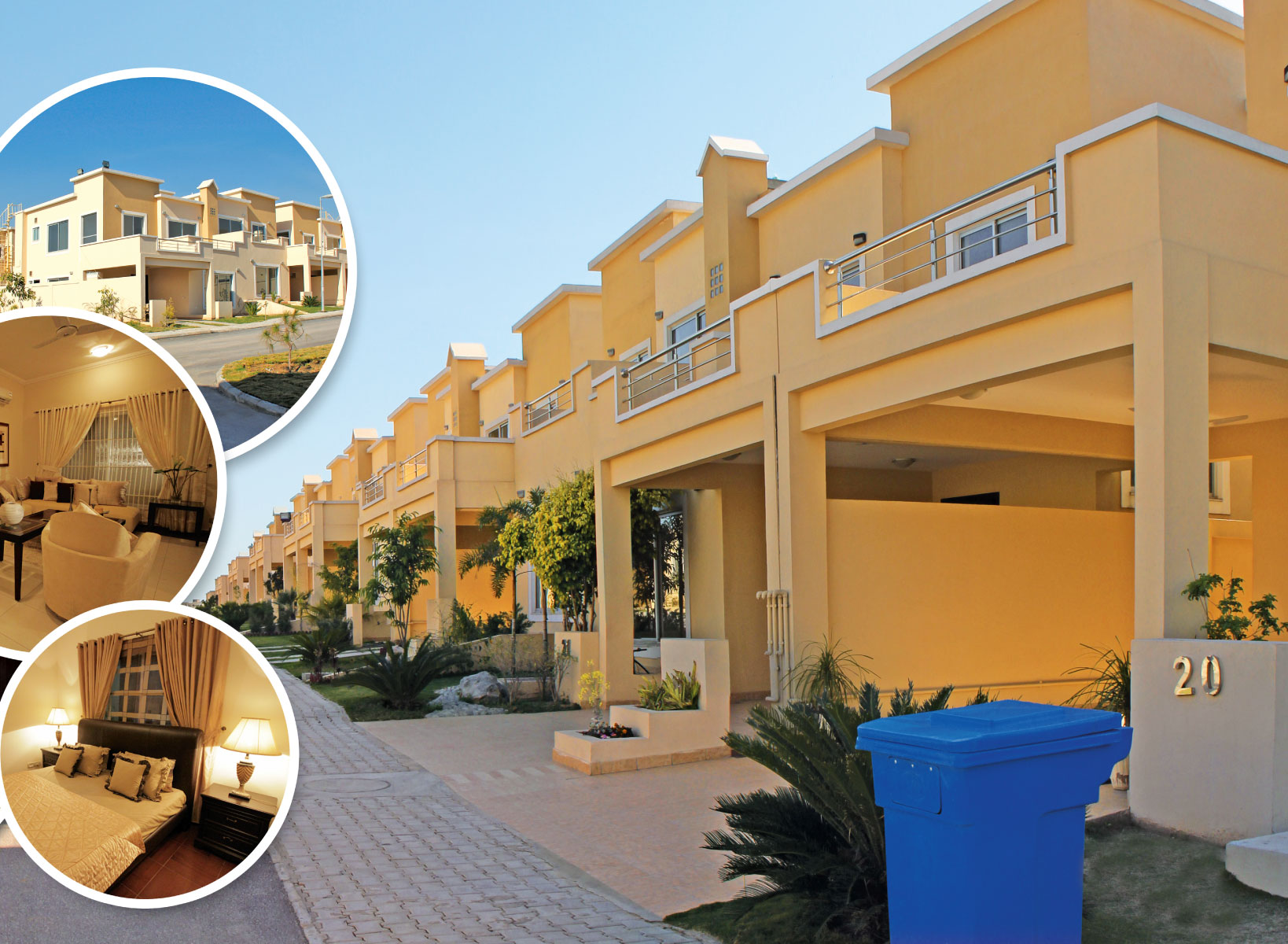Bahria Town Karachi Offers 125 And 200 Square Yards Luxury Villas Bahria Town Today