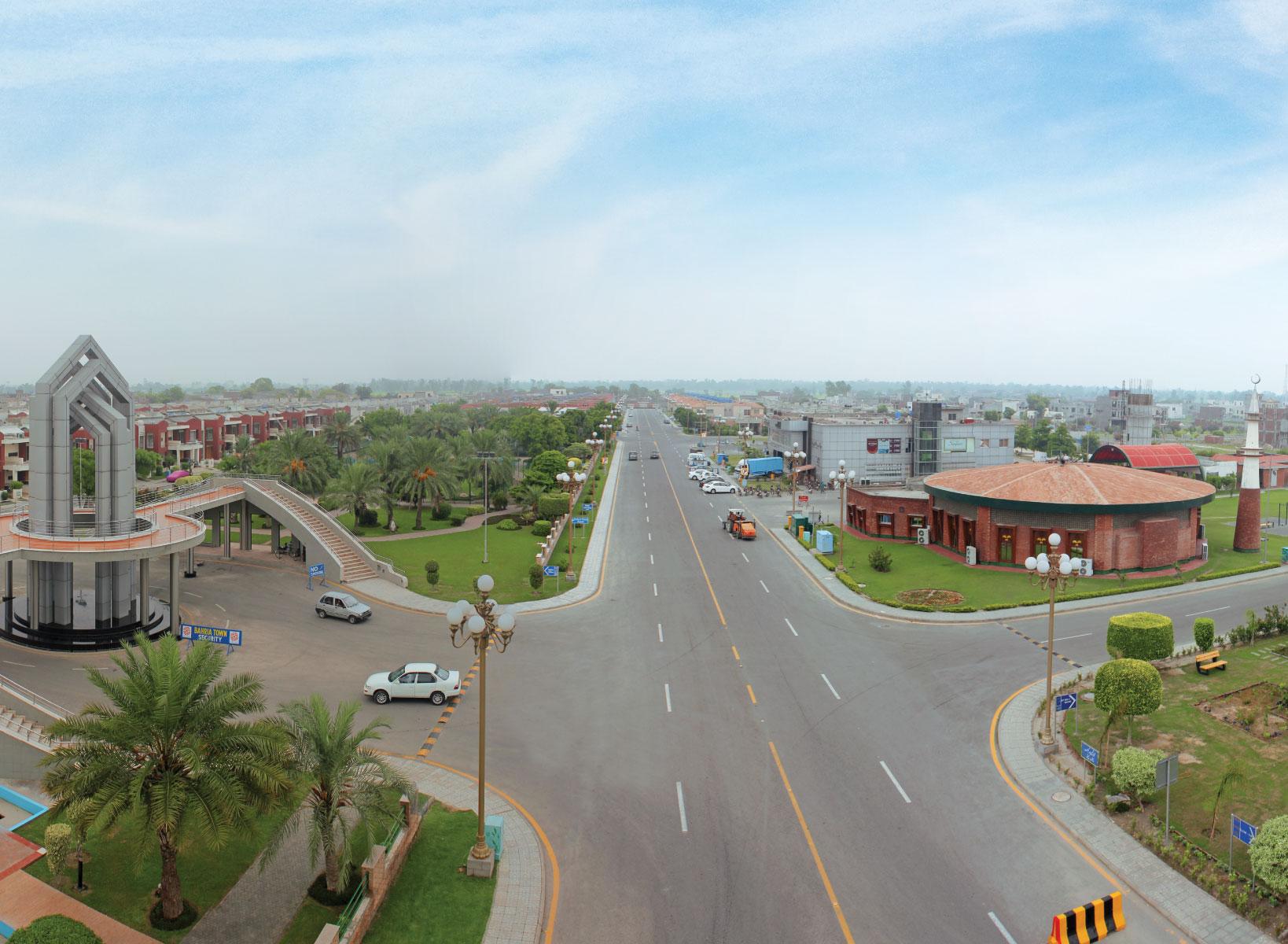 Bahria Town – Karachi, Lahore, Rawalpindi – Corporate Profile (161)