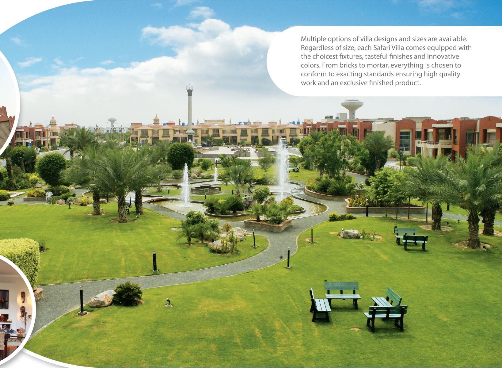 Bahria Town – Karachi, Lahore, Rawalpindi – Corporate Profile (163)