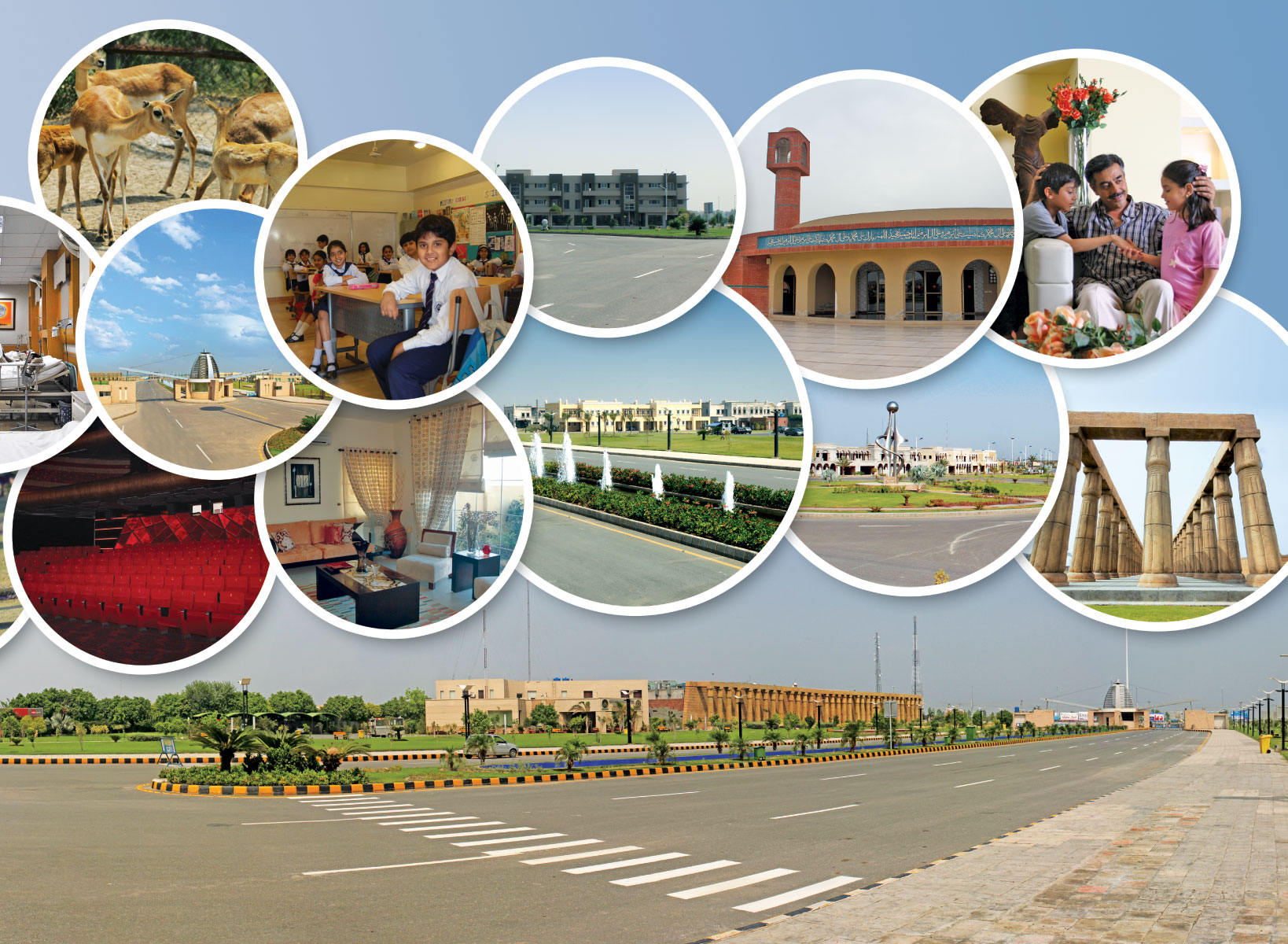 Bahria Town – Karachi, Lahore, Rawalpindi – Corporate Profile (165)