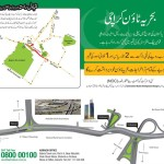 Two High-Tech Underpasses & a Flyover to be Constructed in Clifton by Bahria Town Karachi