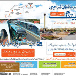 Bahria Town Karachi Balloting on 23 March 2014