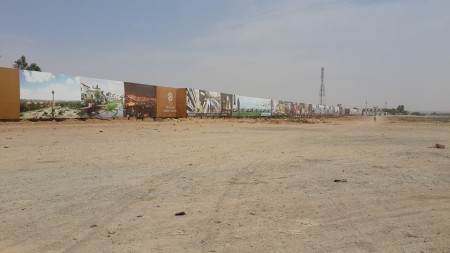 Bahria Town Karachi Latest Progress Update - March 2014 (1)