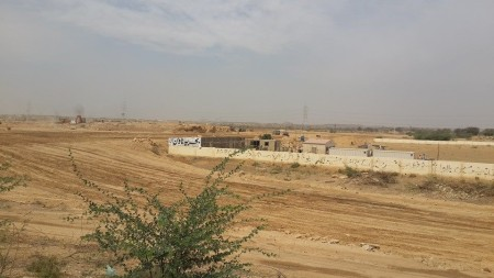 Bahria Town Karachi Latest Progress Update - March 2014 (11)