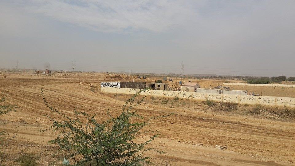 Bahria Town Karachi Latest Progress Update – March 2014 (11)