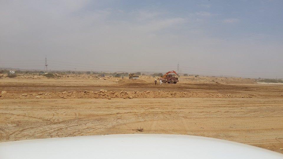 Bahria Town Karachi Latest Progress Update – March 2014 (2)